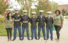 Valencia Student Strengthened by Military Service