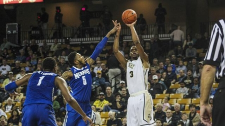 Goodwin, Memphis too much for the UCF Knights
