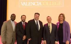 'Three Wise Guys' talk faith to Valencia students
