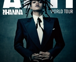 Rihanna's 'Anti World Tour' set to kick off with three Florida dates