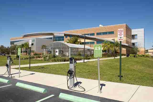 Valencia College working towards environmentally friendly campus