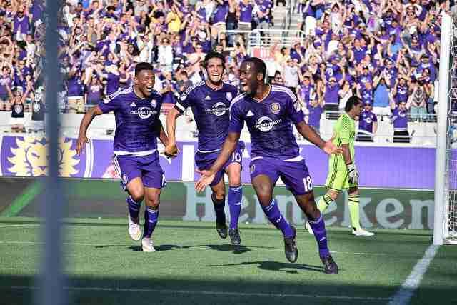 Orlando City play to 2-2 draw