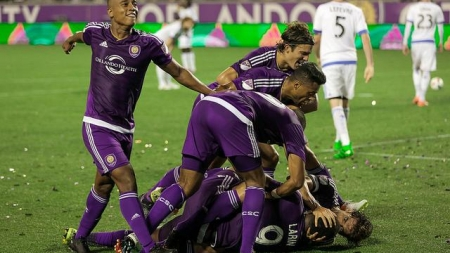 Orlando City snap six-game winless streak behind Cyle Larin's brace