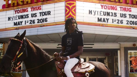Young Thug heading to Florida for 'Hitunes' tour with Lil Yachty