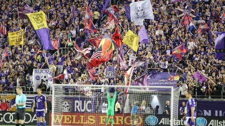 Orlando City hope to pick up community through sports