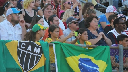 Brazil under the spotlight