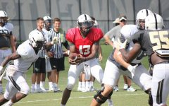 VIDEO: UCF prepare to take on South Carolina State in season opener