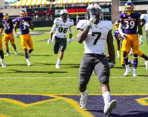 UCF open American Athletic Conference play with win over ECU