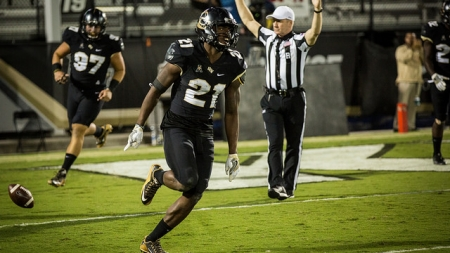 Defense leads UCF past Tulane, Knights one win away from bowl eligiblity