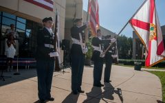Valencia shows military appreciation for Veterans Day
