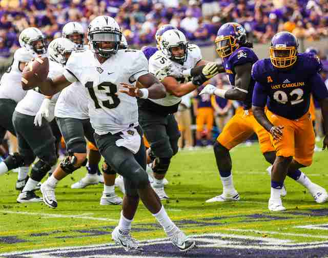 UCF Knights close season with loss to Arkansas State in Cure Bowl