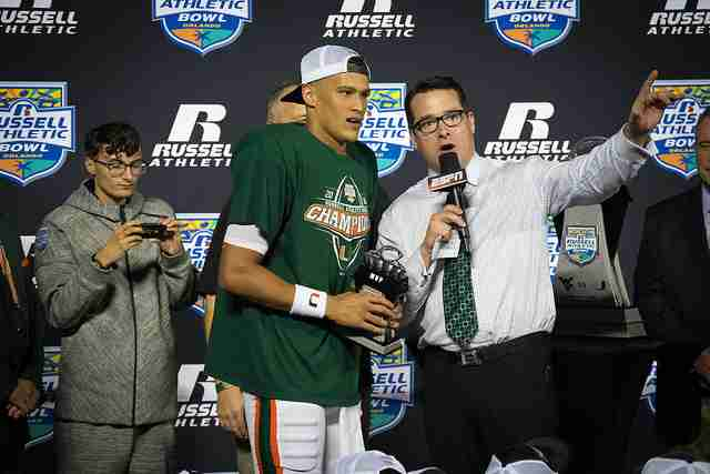 Brad Kaaya has future to think about after leading Miami to bowl victory