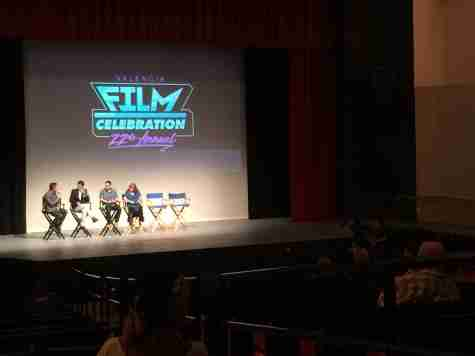 Valencia's 22nd Annual Film Celebration Honors Former Program Director