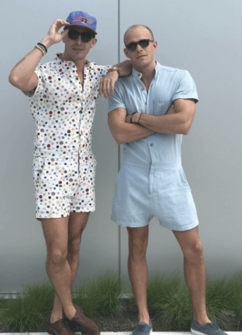 Rompers:  The New Summer Look for Men?