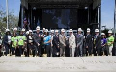 Groundbreaking for Valencia/UCF Downtown Orlando Campus