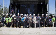Groundbreaking for Valencia/UCF Downtown Orlando Campus