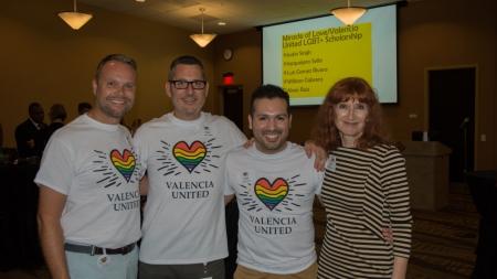 Valencia College Starts LGBT+ Scholarship