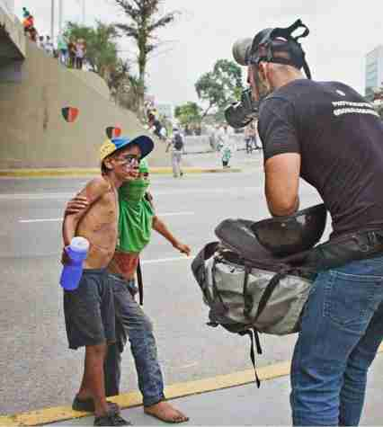"The children of Venezuela's ""Revolution"""