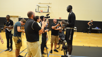 UCF Basketball Team Catches the Injury Bug