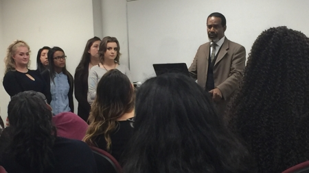Black History Month: Valencia Students Learn about African American Muslims