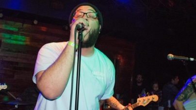 Local Pop-Punk Band 'Hungover' Performs in Downtown Orlando