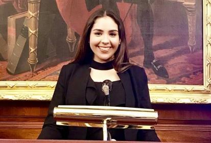 Humans of Valencia: Osceola Campus SGA President Claudia Baez