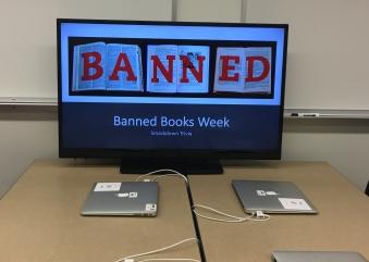 Book Nerds Celebrate Banned Books Week
