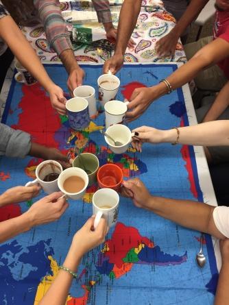 Bridges International: Coffee Hour