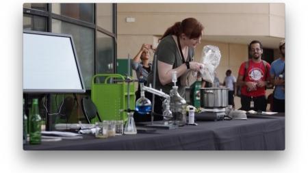 "Students Embark On A Beer ""STEM-venture"""