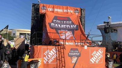 UCF Hosts ESPN College GameDay