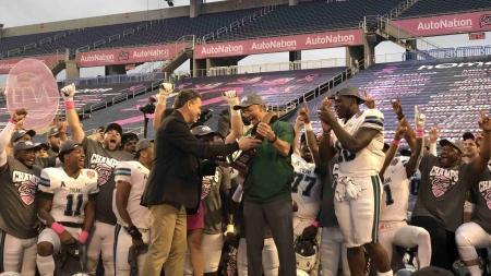 Tulane wins Cure Bowl