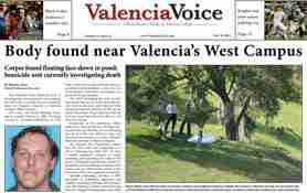 Valencia Voice, Nov. 30