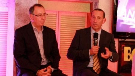 MLS commissioner visits Orlando