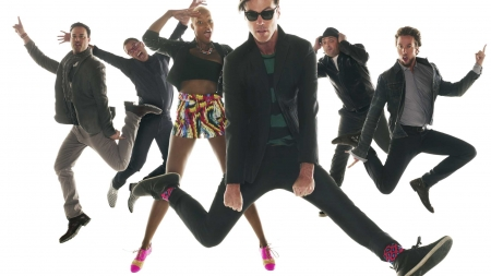 Fitz and the Tantrums to share stage with Bruno Mars