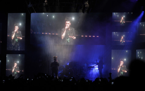 Sensual, racy and emotional; The Weeknd seduces sold out Hard Rock