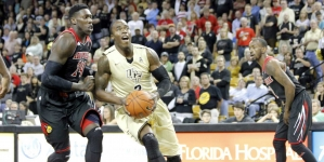UCF drops opening conference game to Louisville