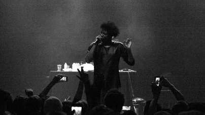 Photos: Danny Brown plays Plaza Live Theatre