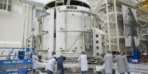 Nasa's Orion spacecraft begins testing