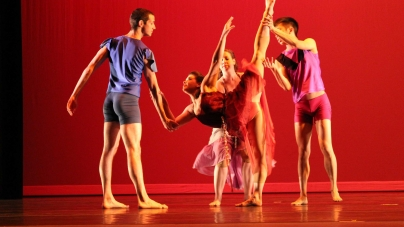 """""""3 in Motion"""" hits the stage:  Valencia College, Dr. Phillips High School, and """"Yow Dance"""" Performers Collaborate"""