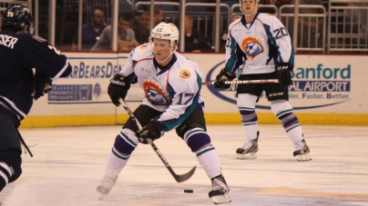 Cepis scores 20th goal of season as Solar Bears come from behind to defeat Greenville
