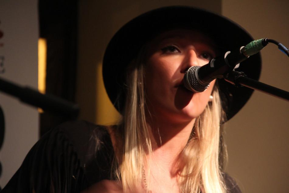 Carly Jo Jackson, will vie for an artist development package worth $25,000 at the 2014 Florida GRAMMY Showcase®, which takes place on April 23 at Firestone Live