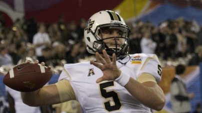 Blake Bortles goes to Jacksonville Jaguars with third overall pick