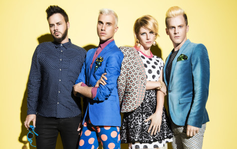 Neon Trees' Tyler Glenn talks group's musical range, coming out to his mother, self-centered exes, more