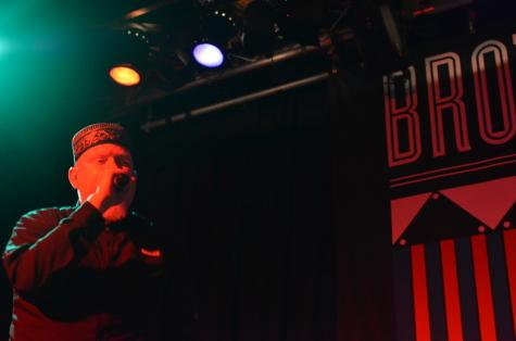 Brother Ali at The Social, in Orlando, Florida on Monday, Oct. 20, 2014. ( Chloe Lomelli / Valencia Voice)