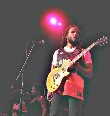Concert review: Ziggy Marley at Plaza Live