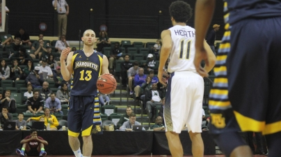 Marquette closes out opening day of Orlando Classic with nail-bitter