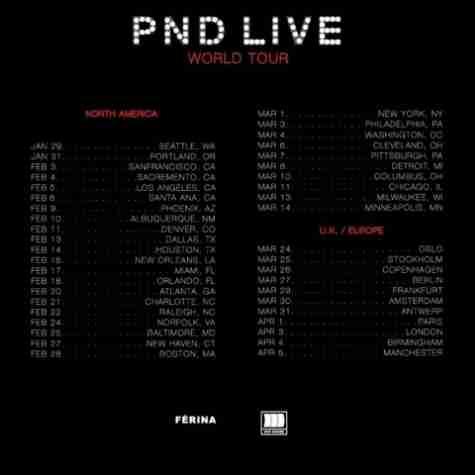 partynextdoor-2015-tour