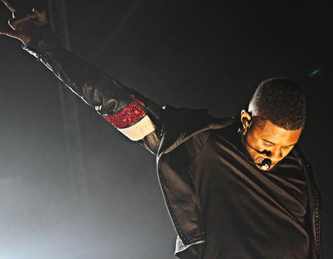 Photos: Usher at Amway Center
