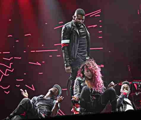 Concert review: Usher at Amway Center