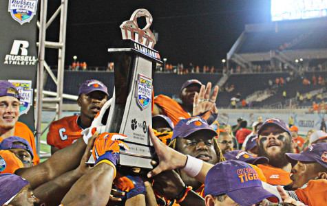 Clemson Tigers down Oklahoma Sooners at Russell Athletic Bowl